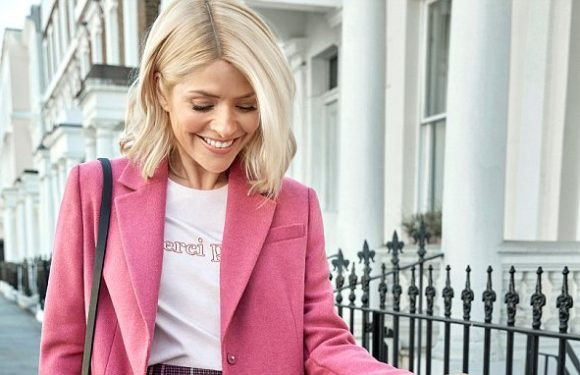 Marks sparks Christmas ad war as it calls in Holly Willoughby