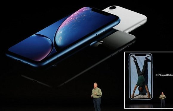 Apple launches its budget iPhone XR