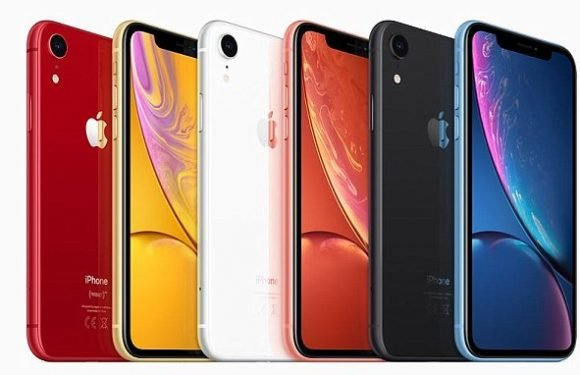 Apple's 'budget' iPhone XR won't ship until October