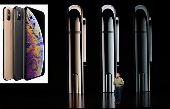 Apple reveals $999 5.8-inch XS, supersized $1,099 6.5-inch XS Max