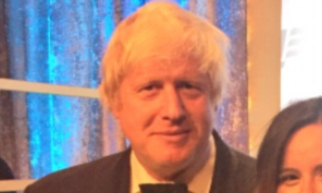 Boris Johnson sets out his vision for Government  in Washington