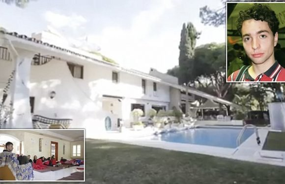 Luxury Marbella retreat run by Brit where guests take psychedelic drug