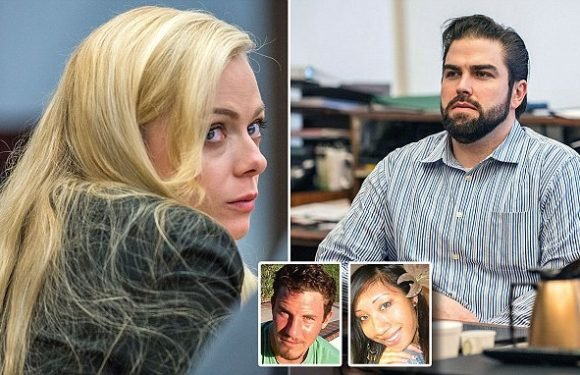 Former Disney princess convicted of helping boyfriend cover up murders