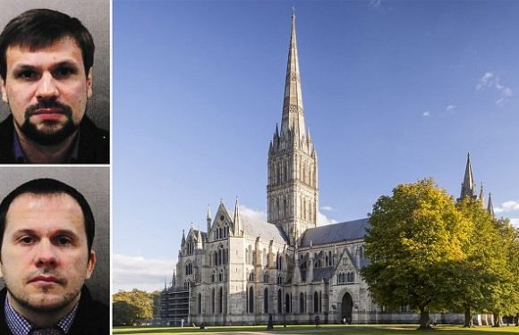 Security services hunt 'Doctor Novichok' and fourth Salisbury suspect