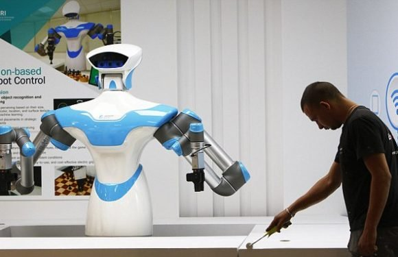 Millennials want to use robots to avoid human interaction at work
