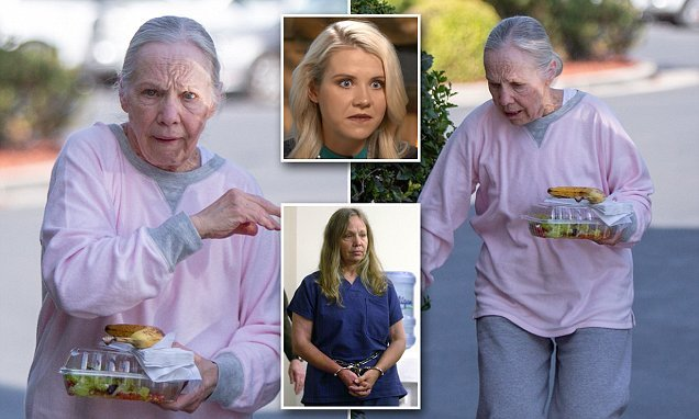 Elderly woman who helped kidnap young girl is released from prison