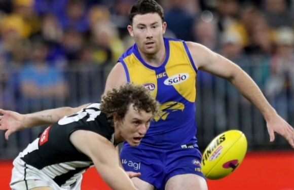 Eagles confident McGovern plays despite missing training