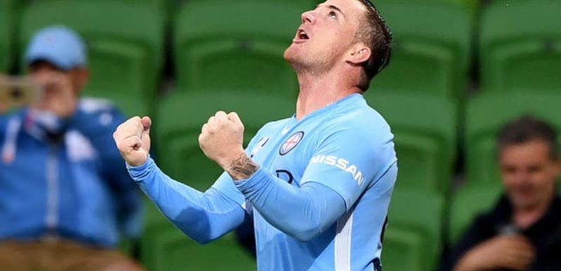 Central Coast Mariners score with Ross McCormack, Tommy Oar signings