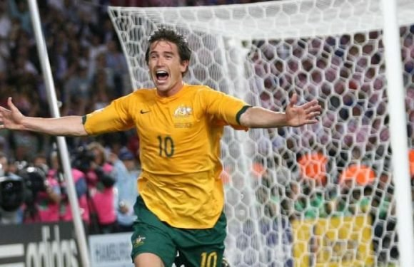 Kewell reflects on career after 'special' Hall of Fame honour