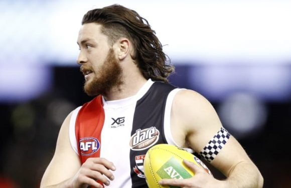 Cats attempt to lure St Kilda's Jack Steven to Geelong