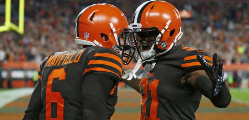 Browns win ends 19-game, 600 day-plus NFL losing streak
