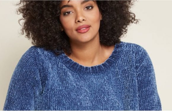 Curvy Girls, We Found 22 Cozy Sweaters Worth Cuddling Up in This Fall