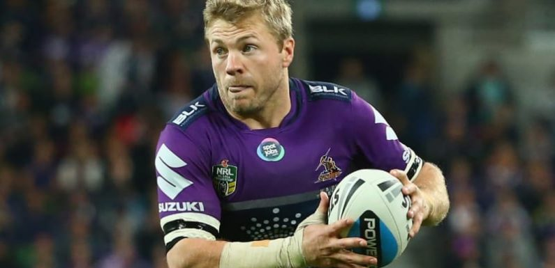 Ex-Storm star Hinchcliffe set for swansong
