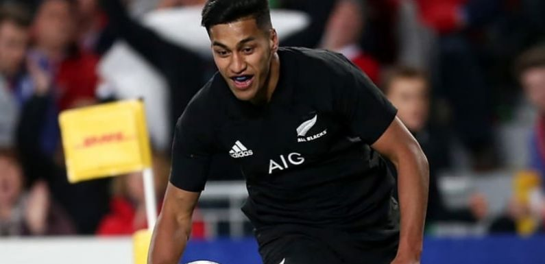 New Zealand Rugby retains prolific winger Ioane