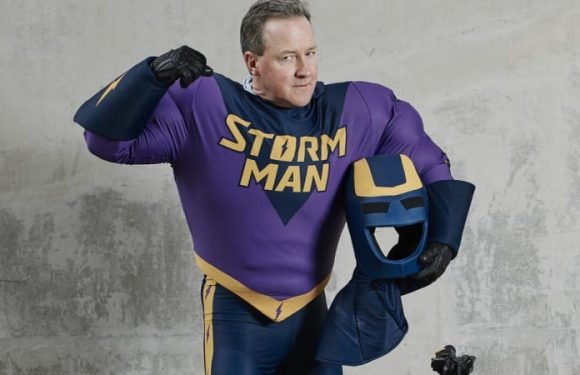 'I have to be at one with the fans': Storm Man reveals his game plan