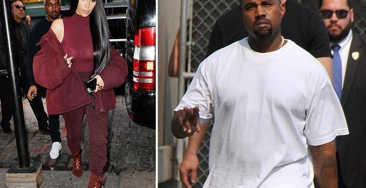 Kim Kardashian upset after Kanye West announces he's moving to Chicago and tells him she'll NEVER leave LA