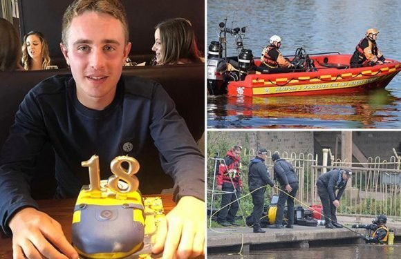 Twitter troll's sick rant about missing student Tom Jones who vanished 'two minutes from home