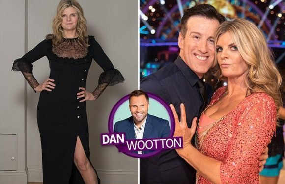 Susannah Constantine winds up Strictly staff after demanding control over her costumes and saying she didn't want to be paired with Anton Du Beke