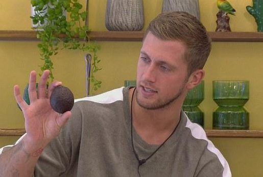 Celebrity Big Brother fans mock Dan Osborne as he confuses an avocado and a pomegranate