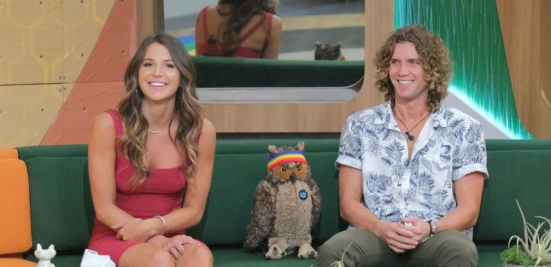 'Big Brother 20's' Tyler Crispen Tells Angela He's 'Totally' In Love With Her In Bittersweet Goodbye Message
