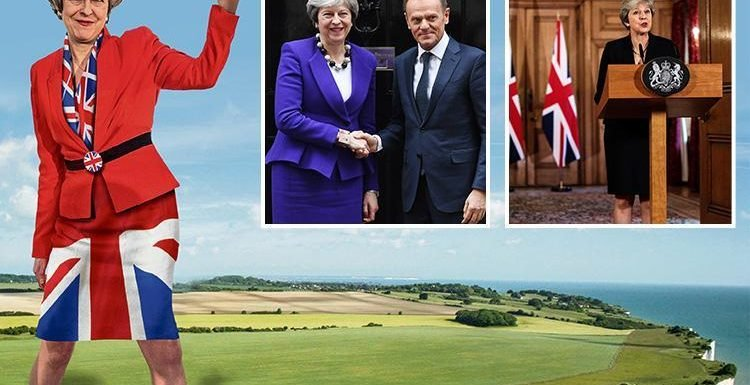 Furious Theresa May freezes Brexit talks after humiliation in Salzburg — and demands Brussels make her an offer in bombshell speech