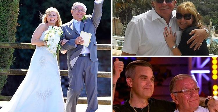 Robbie Williams' dad is dumped by wife for one of the singer's younger mates