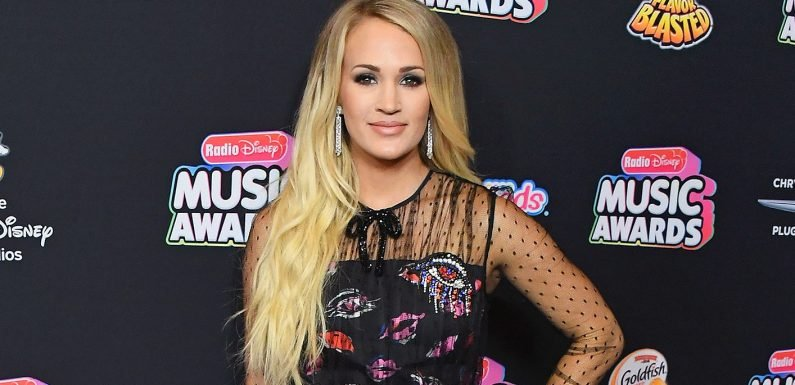 Pregnant Carrie Underwood: I Had Three Miscarriages in Two Years