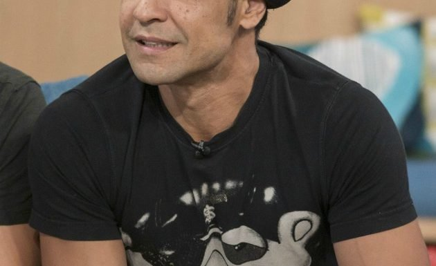 X Factor star Chico rushed to hospital after suffering a stroke aged 47