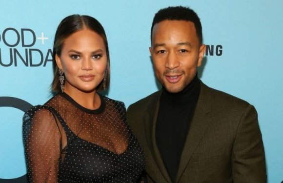 Chrissy Teigen Shares Hilarious Post To Honor John Legend On Fifth Wedding Anniversary