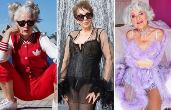 Flaunting their 80-year-old bodies in swimwear and fighting off obsessive men – meet the Instagram grandmas who are smashing social media
