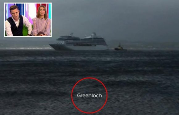 The One Show viewers spot massive blunder as presenters get Scottish town's name totally wrong