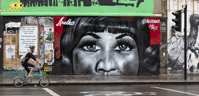 Aretha Franklin Exhibit Opens New Detroit Art Gallery Early
