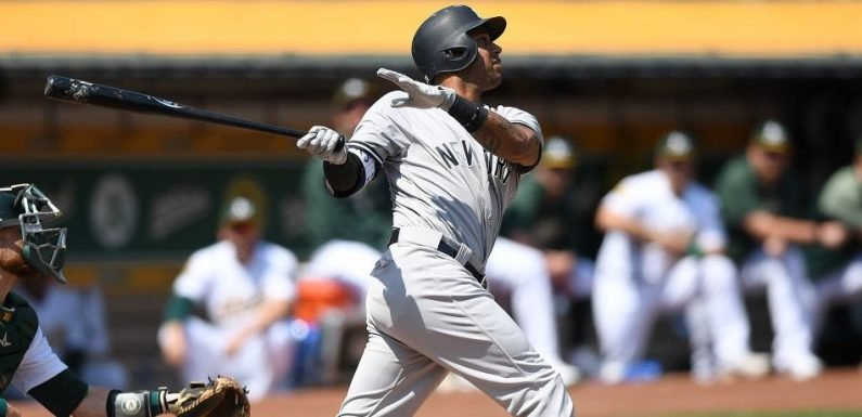 Aaron Boone Names Andrew McCutchen As His Starter 'He's Going To Be A Dude For Us'
