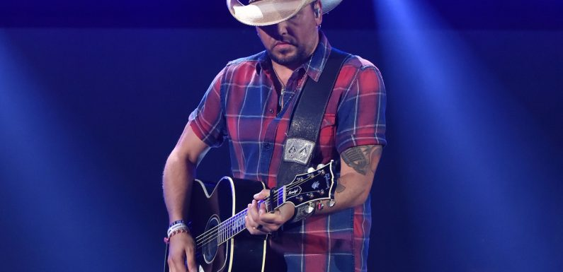 Jason Aldean on Route 91 Shooting Anniversary: 'A Day That's Hard to Forget'