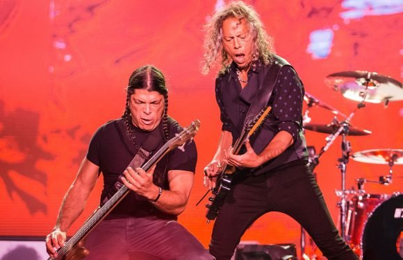 Metallica: Inside Kirk Hammett and Robert Trujillo's Genre-Stretching Duets