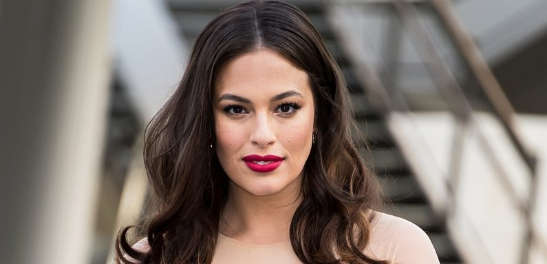 Ashley Graham Is Team #NoShave When it Comes to 'Pits'