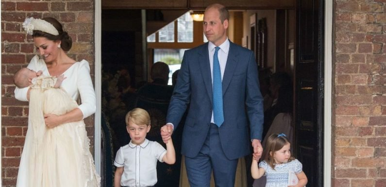 Prince William Planning Special Treat For Prince George & Princess Charlotte