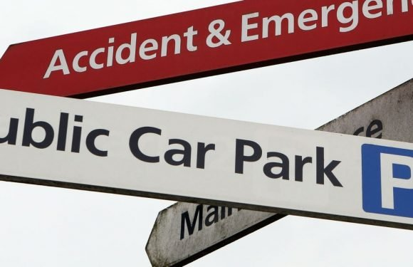 Private firms put in bids for NHS car parking contracts worth £1.8billion