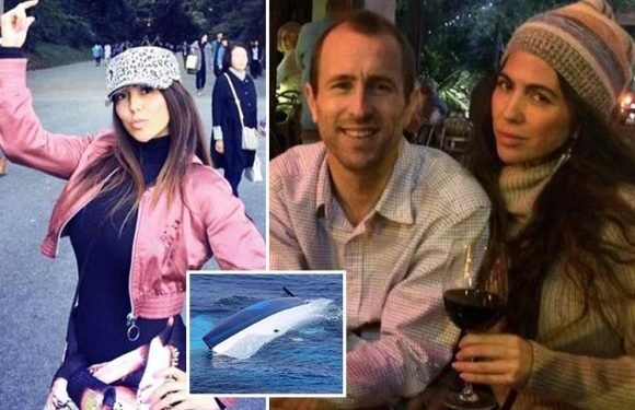 Terrified texts of bride 'murdered at sea by Brit husband on their honeymoon'