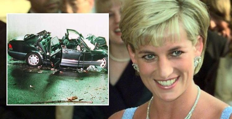 Princess Diana 'would have been at Prince Harry's wedding if she had been wearing a seatbelt', pathologist claims