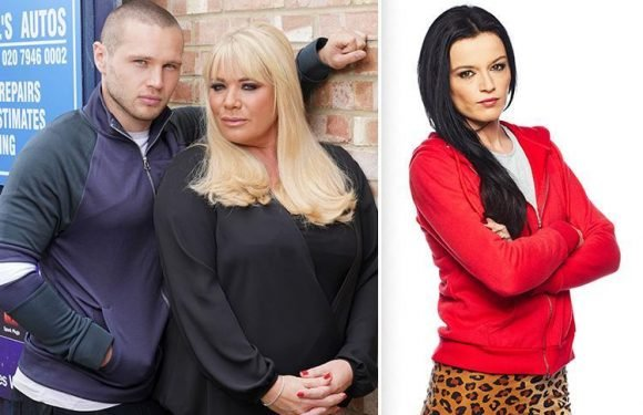 EastEnders spoiler: Sharon Mitchell left seething with jealousy as Keanu Taylor grows close to Hayley Slater