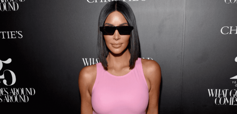 Kim Kardashian Reveals What Other Names Were Considered For Baby Chicago