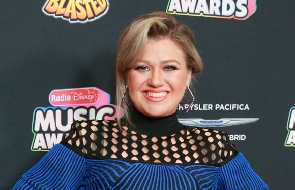 Kelly Clarkson Shares Adorable Photo Of Her 2-Year-Old Son Looking All Grown Up