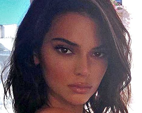 Nude Photos of Kendall Jenner Get Hacked from Photographer, Internet Accused of Body-Shaming Kendall