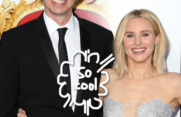 Kristen Bell Smokes Weed Around Sober Dax Shepard — And He Is SO CHILL About It!