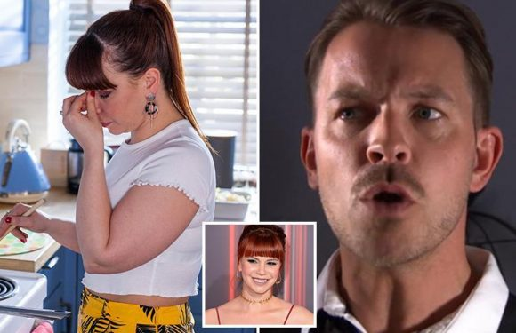 Hollyoaks' Jessica Fox says Nancy will 'rip Darren's life apart' after she catches him cheating with Mandy