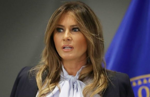 Melania Trump Tells Mystery Op-Ed Writer 'You're Sabotaging Our Country'