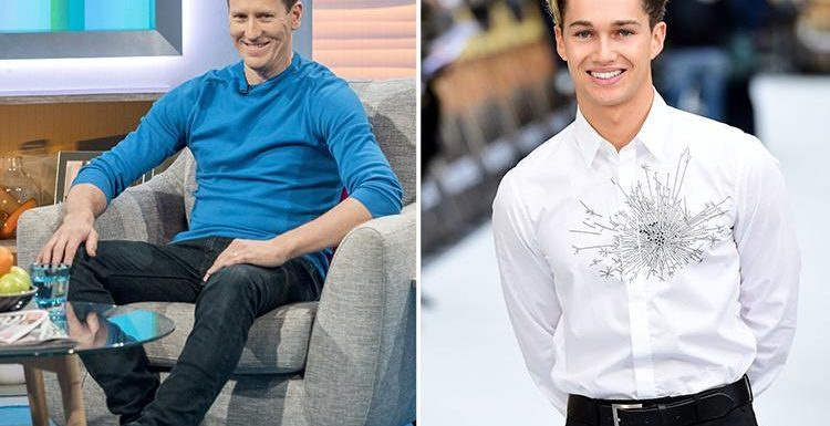 Strictly Come Dancing's Brendan Cole will be at the live show 'in spirit' says pal AJ Pritchard who admits he misses the sacked dancer