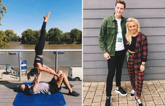 Love Island's Dr Alex George sparks rumours he's dating Olympic snowboarder Aimee Fuller as they go on two cosy two dates in two days