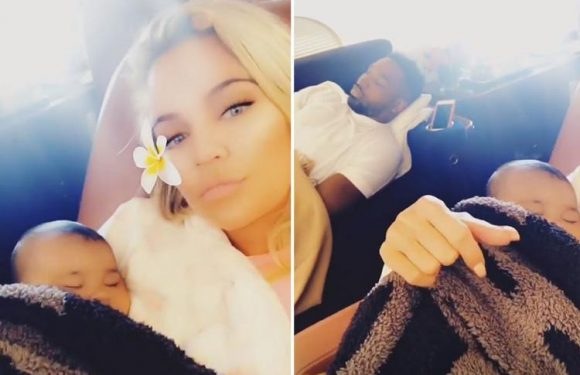 Khloe Kardashian shares sweet videos of baby True from holiday with Tristan Thompson